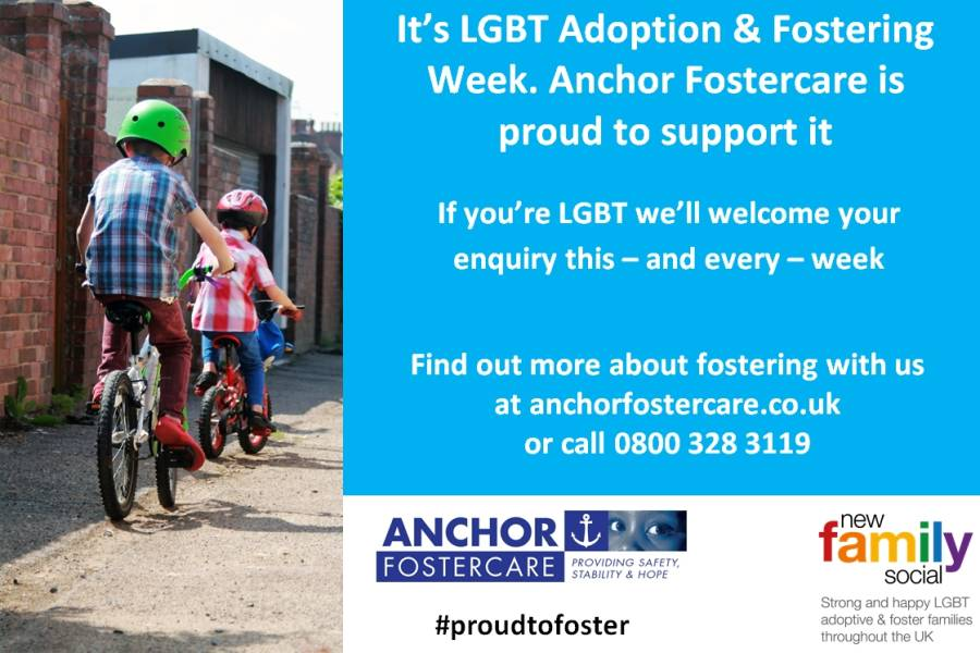 LGBT Adoption and Fostering Blog