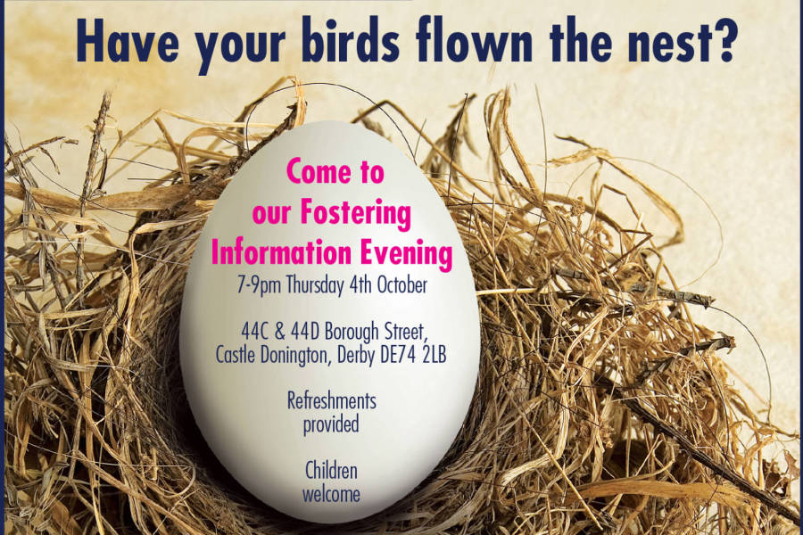 Midlands Fostering Information Evening October 2018