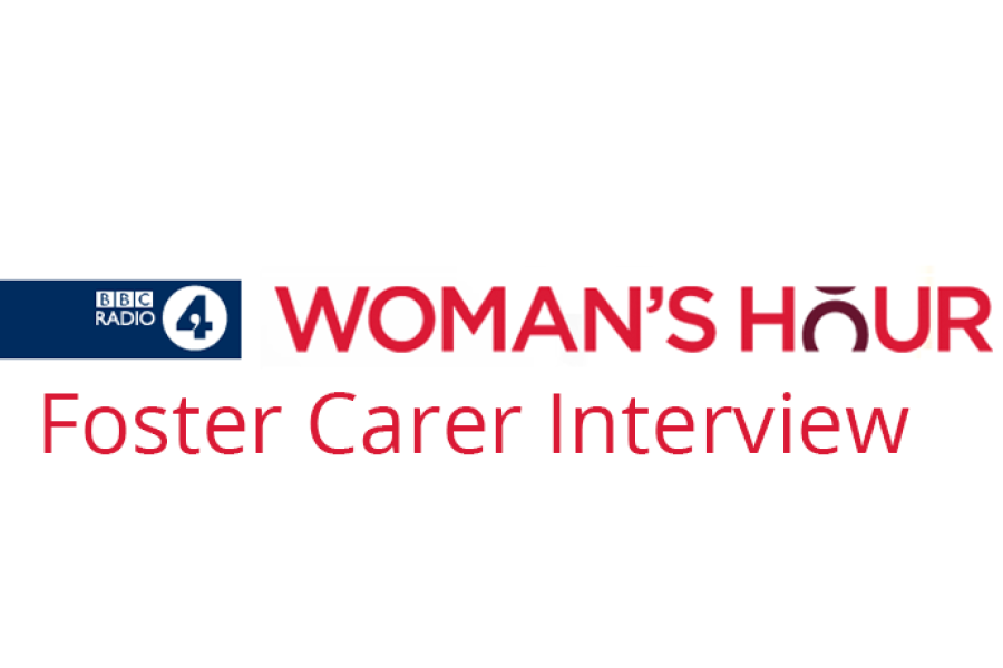 Anchor Foster BBC Woman's Hour